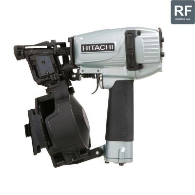 Hitachi 1-3/4 in. Side Magazine Roofing Coil Nailer with Carbide Insert, Safety Glasses and Hex Bar Wrenches-DISCONTINUED