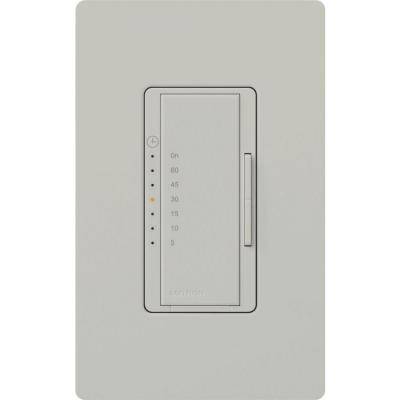Maestro 5 Amp In-Wall Digital Timer - Palladium Product Photo