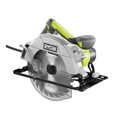 Ryobi Reconditioned 14-Amp 7-1/4 in. Circular Saw with Laser