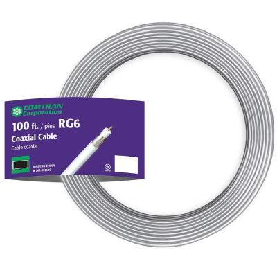 Cerrowire 100 ft. RG6 Coaxial Cable