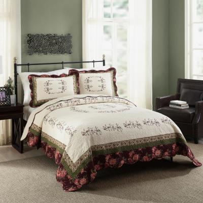 Brooke Cotton Quilt Set