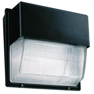 Lithonia Lighting 72-Watt LED Pressure Sodium Wall Pack with Glass Lens