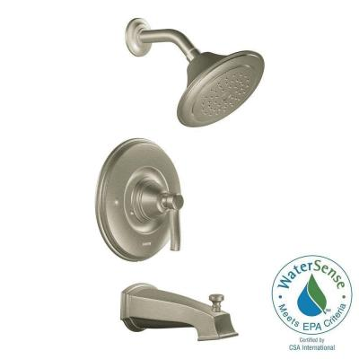 Rothbury Posi-Temp Single-Handle 1-Spray Tub and Shower Faucet Trim Kit in