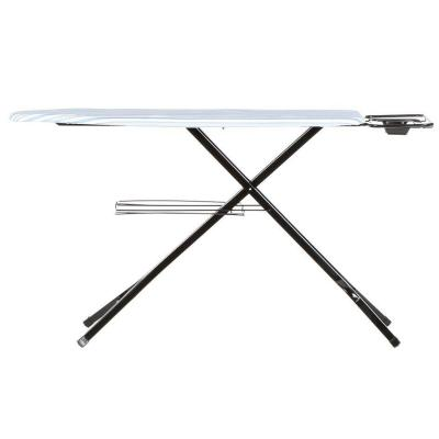 Honey-Can-Do 4-Leg HD Ironing Board with Iron Rest