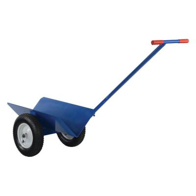 V-Groove Pipe Mover with Pneumatic Wheels Product Photo
