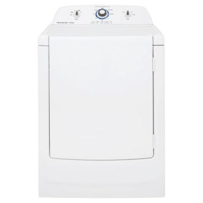 Frigidaire Affinity 7.0 cu. ft. Gas Dryer in White