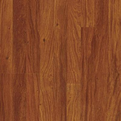 Pergo Prestige Exotics Old World Oak 10 mm Thick x 7-5/8 in. Wide x 47-1/2 in. Length Laminate Flooring-DISCONTINUED