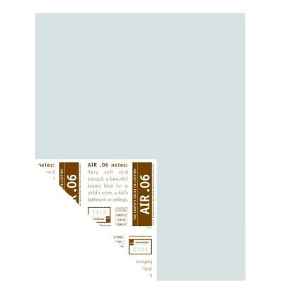 YOLO Colorhouse 12 in. x 16 in. Air .06 Pre-Painted Big Chip Sample