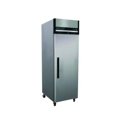 Maxx Cold X-Series 23 cu. ft. Reach In Upright Freezer in Stainless Steel