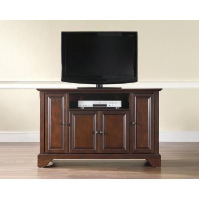 LaFayette 48 in. TV Stand in Mahogany