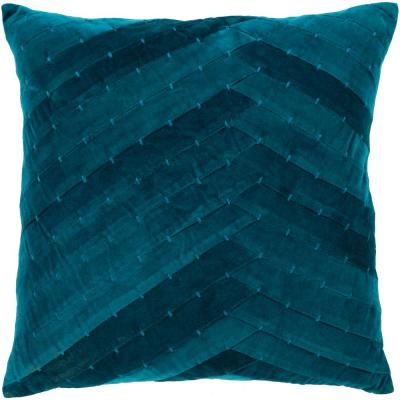 Arati Solid Textured Polyester Standard Throw Pillow