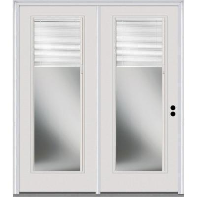 60 in. x 80 in. Classic Clear RLB Low-E Glass Majestic