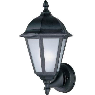 Maxim Lighting Westlake EE 1-Light Black Outdoor Wall Mount