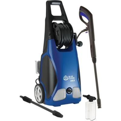 AR Blue Clean 1900-PSI 1.5-GPM Electric Pressure Washer-AR383 - The Home Depot