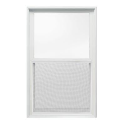 25.375 in. x 40 in. W-2500 Series Double Hung Wood Window - White Product Photo