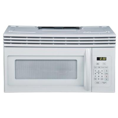 Haier 1.6 cu. ft. Over the Range Microwave in White