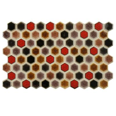 Casella Colore 5-1/2 in. x 9 in. Porcelain Floor and Wall Tile Product Photo