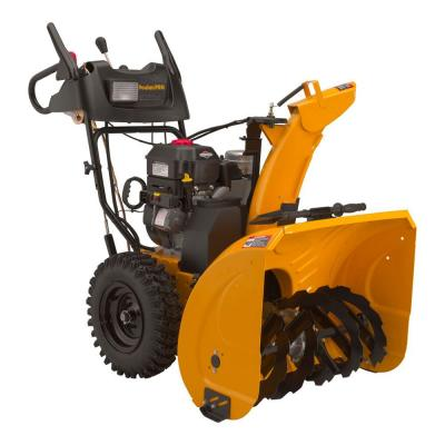 Poulan PRO 27 in. Two-Stage Electric Start Gas Snow Blower with Power Steering-DISCONTINUED