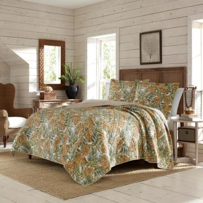 Newland Forest Cotton Quilt Set