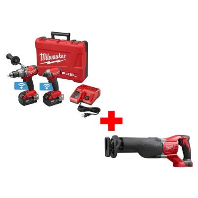 Milwaukee M18 Fuel with 1 Key ..