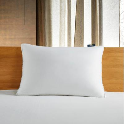Serta 300 Thread Count Side Sleeper White Down Fiber Bed Pillow