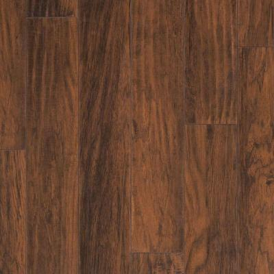 Farmstead Hickory Laminate Flooring - 5 in. x 7 in. Take