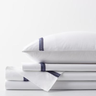 Hewett Legends® Hotel Egyptian Cotton Sateen Sheet Set