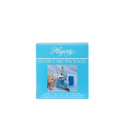 Complete 4-Piece Silver Care Kit Product Photo