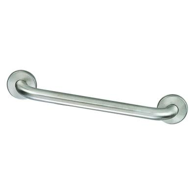 18 in. x 1-1/2 in. Concealed Screw Safety Grab Bar in