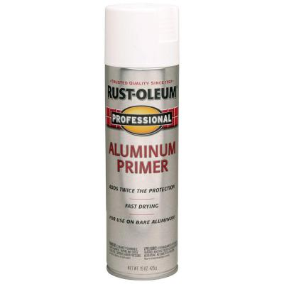 Rust-Oleum Professional 15-oz. Aluminum Spray Primer