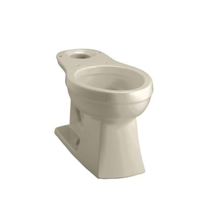 Kelston Elongated Toilet Bowl Only in Sandbar Product Photo