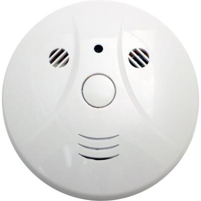 Bush Baby Smoke Detector DVR Camera with 30-Hour Battery and 16GB Memory