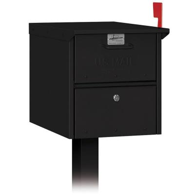 Post-Mount Roadside Mailbox Product Photo