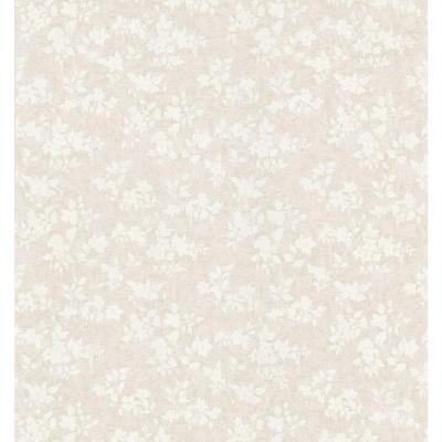 Brewster 8 in. W x 10 in. H Small Leaf Trail Wallpaper Sample