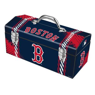 16 in. Boston Red Sox Art Tool Box
