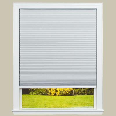 Easy Lift 9/16 in. Cordless Blackout Cellular Shade, 64 in Length (Price Varies by Size)