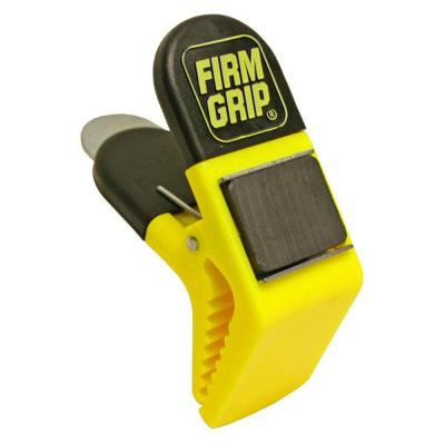 Firm Grip 2-in-1 Paint Tool with Paint Can Opener and Paint Brush Holder