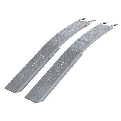 2100 lb. Steel Arched Loading Ramps Product Photo