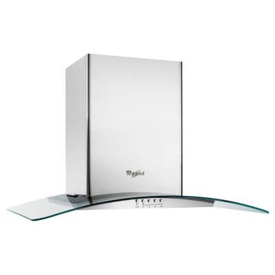 Whirlpool Gold 36 in. Convertible Range Hood in Stainless Steel