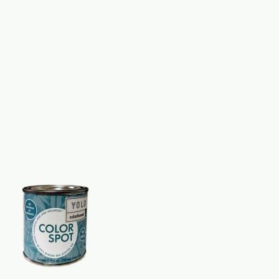 YOLO Colorhouse 8 oz. Imagine .01 ColorSpot Eggshell Interior Paint Sample-DISCONTINUED
