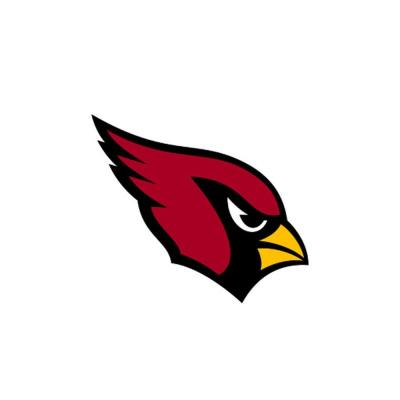 Arizona Cardinals NFL Teammate Logo Wall Applique