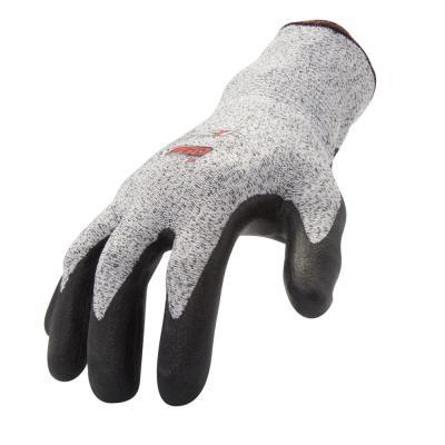 Foam Nitrile-Dipped Cut Resistant Glove
