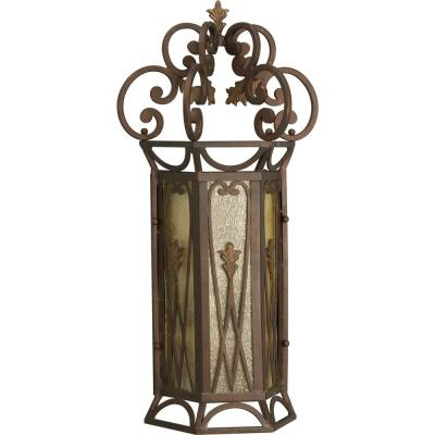 Thomasville Lighting Drayton Hall Collection Aged Mahogany 2-light Wall Bracket-DISCONTINUED