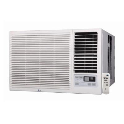 23,500 BTU Window Air Conditioner with Cool, Heat and Remote