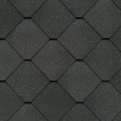 Sienna Chateau Gray Value Collection Lifetime Shingles (25 sq. ft. per Bundle) Product Photo