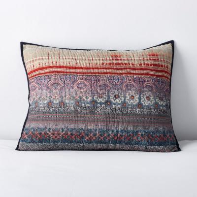 Kamala Striped Cotton Blend Sham