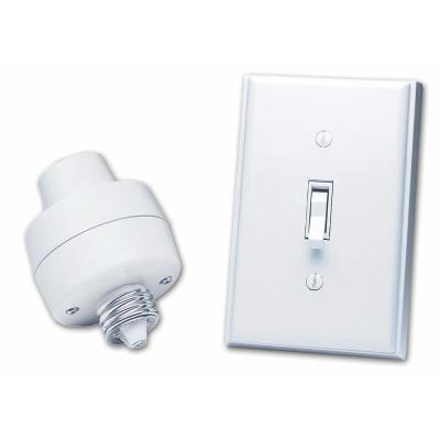 Heath Zenith Lamp Socket and Switch Kit
