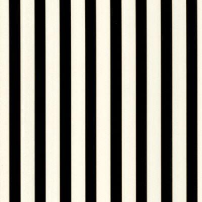 Black And White Striped Wallpaper. 20.5 In. W Black and White