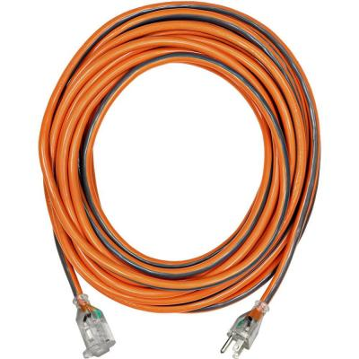 RIDGID 50 ft. 12/3 SJTW Extension Cord with Lighted Plug
