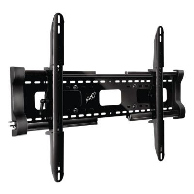 Bell'O Expandable Tilting or Fixed Low Profile Wall Mount for 32 inch to 84 inch Flat Screen TV up to 280 lbs 7640B